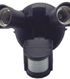 Spotlight 2 Light Wall Mounted With Sensor