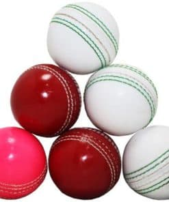 Cricket Ball Pu Stitched Assorted Colors