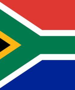 Flag South Africa 85cm x 60cm