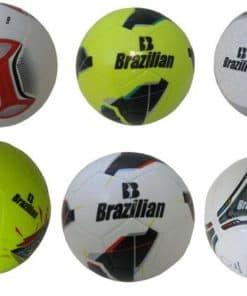 Moulded Soccer Ball Size; 5 Brazilian