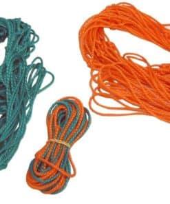 Netball Net Orange Green