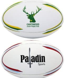 Rugby Ball Assorted Size 5