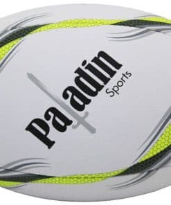 Rugby Ball Size:5 Rubberized Branded