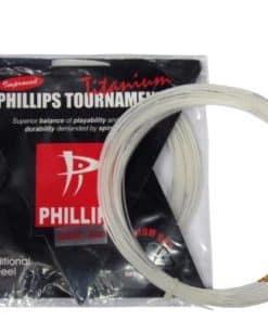 Phillips Squash string Titanium 1.28mm x 12 m