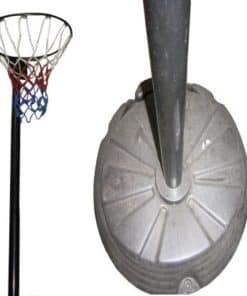Netball Stand Portable Round Base