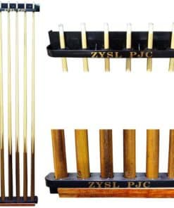 Cue Rack For Snooker Stick 6 Holes Plastic